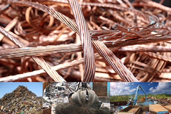 Ankauf von Stahlschrott und NE-Metallen Nagelsky